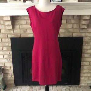 Urban CoCo Fuchsia Sleeveless Sheath Dress size L